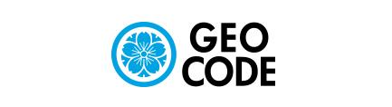 ジオコードロゴ2段