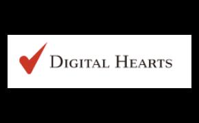 株式会社デジタルハーツ様 ロゴ